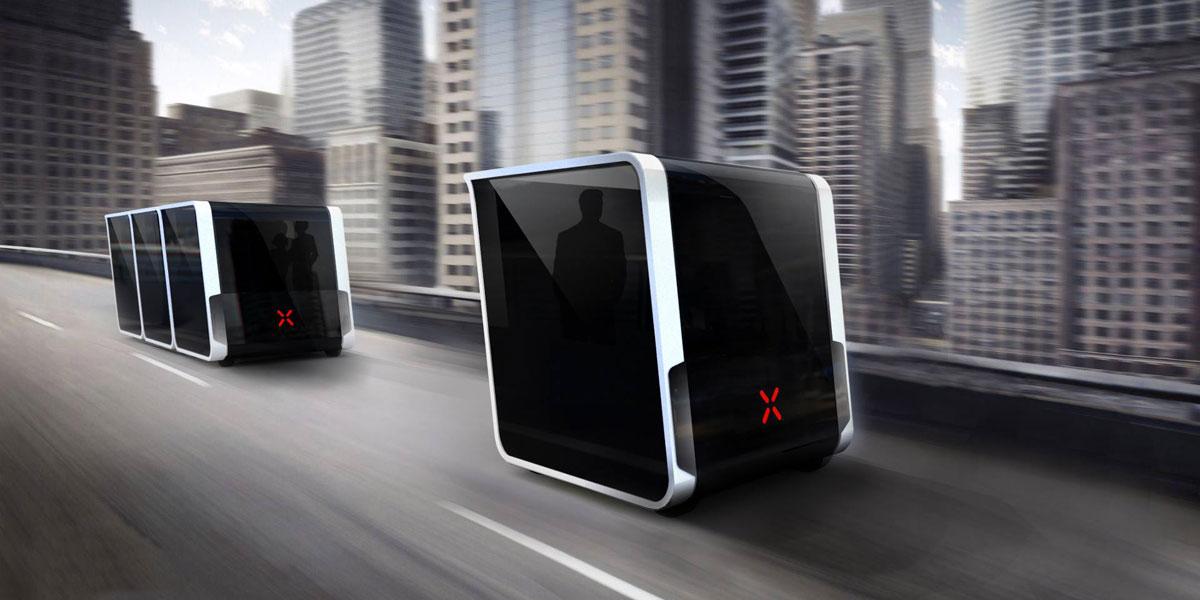 دبي تسابق نفسها إلى المستقبل، وتطلق استراتيجة التنقل الذاتي