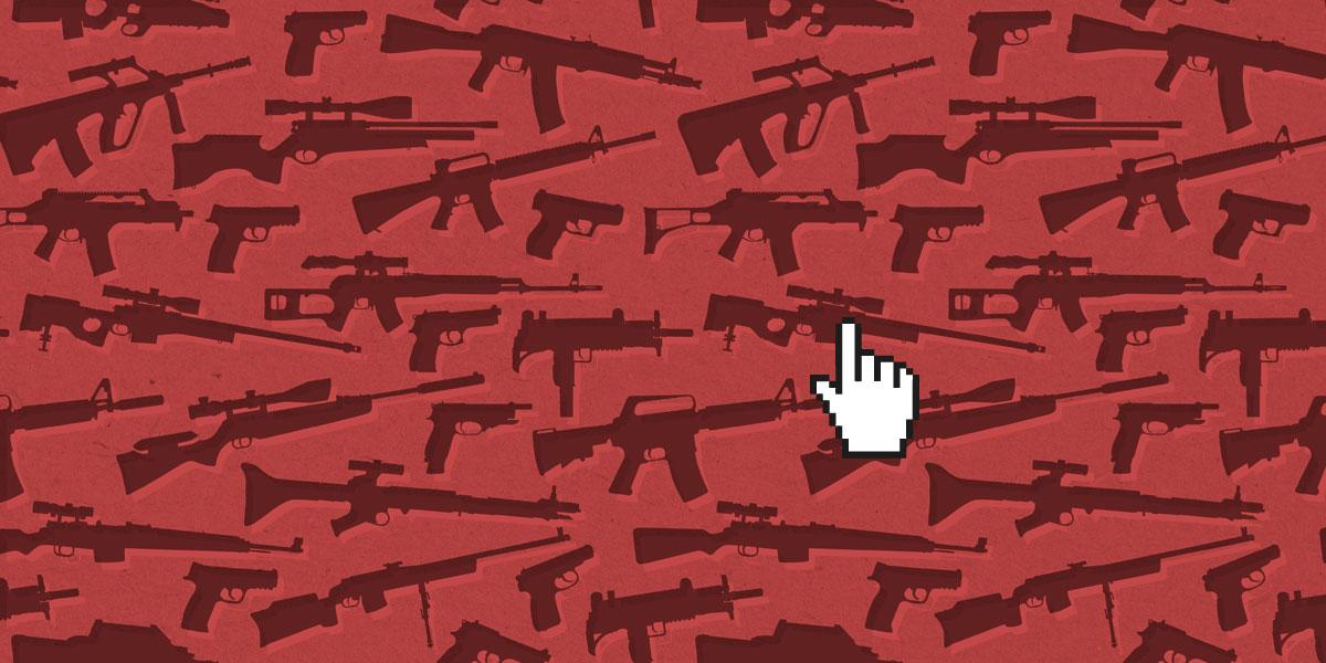 أسواق بيع الأسلحة على Facebook: تجارة رابحة في الشرق الأوسط