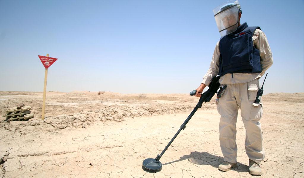 الحرب العراقية الإيرانية لا تزال تقتل العراقيين منذ أكثر من 30 عاماً