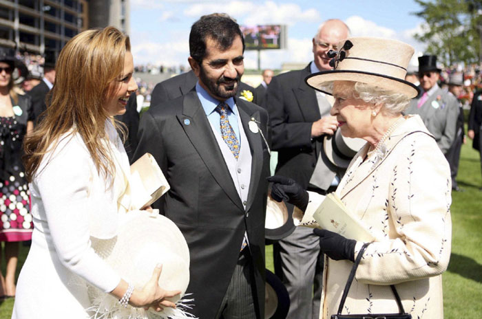 Queen-with-Emir-Emirates-and-Princess-Haya