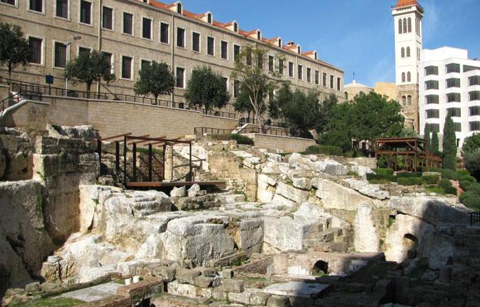 آثارات رومانية
