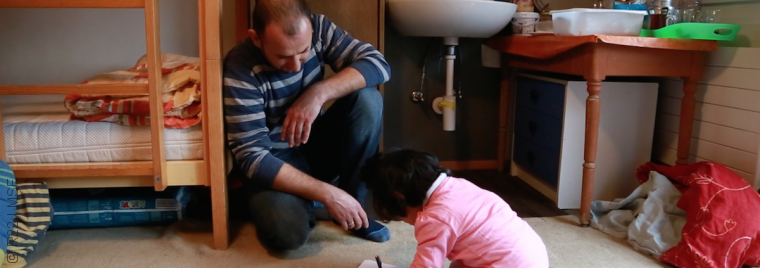 بالفيديو: رحلة نهاد وعائلته المؤلمة من القامشلي إلى زوريخ