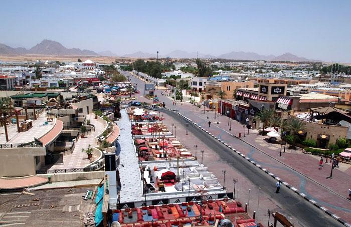 شارع السلطان قابوس في مصر