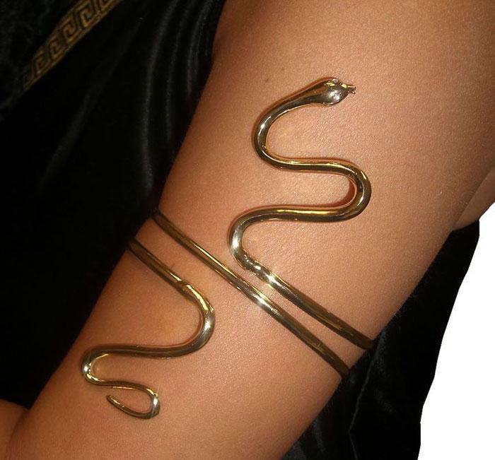 snake-bangle