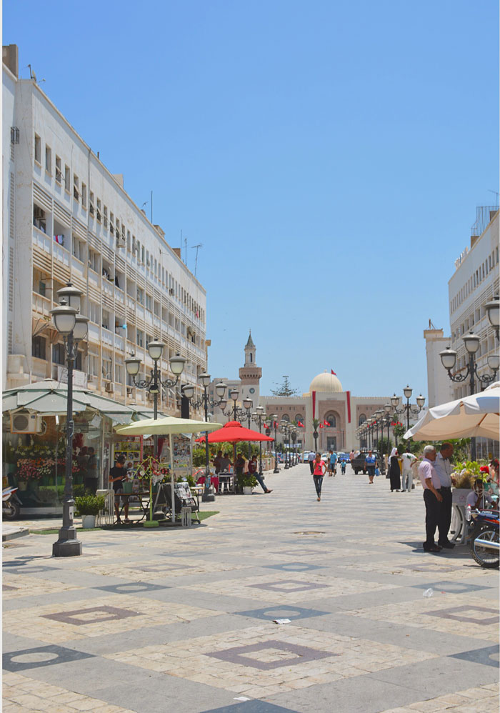 تعرفوا على شوارع تونس عبر مصوريها على إنستغرام - صوفيا دمق