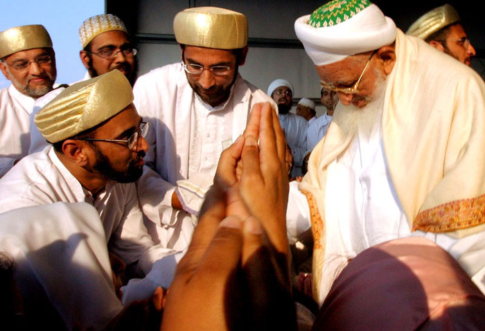 سلطان البهرة محمد برهان الدين