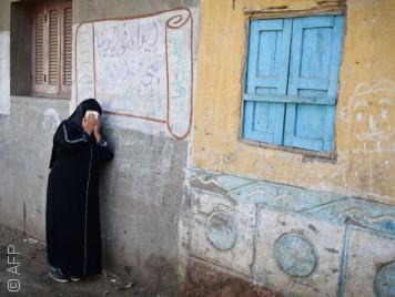مصر التي تعرّت وليست سيدة المنيا المسنة!