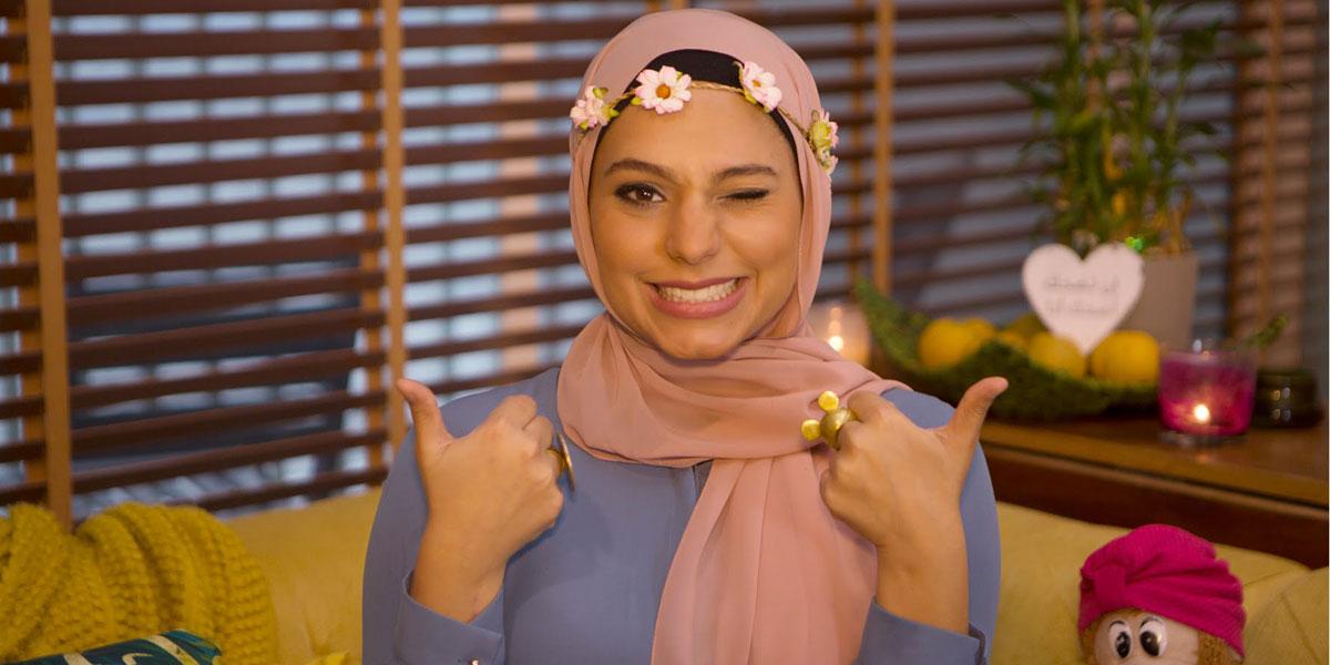 هيفاء بسيسو، إعلامية فلسطينية تحلّق حول العالم
