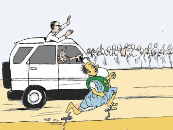 تعرّفوا على موريتانيا اليوم وقضاياها من خلال رسوم الكاريكاتير