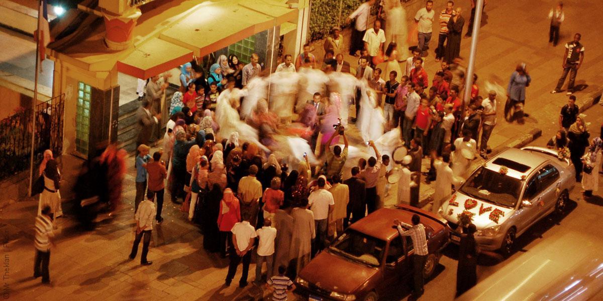 """""""كيد النساء"""" في أعراس صعيد مصر"""