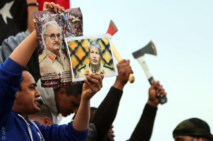 Protesters-carrying-poster-of-Khalifa-Haftar_AFP