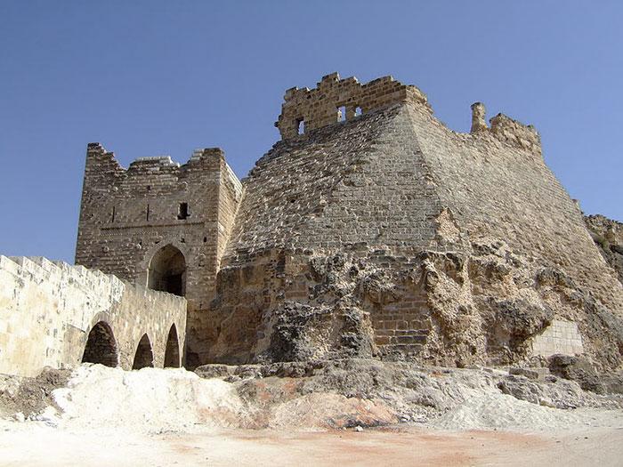 قلعة شيزر