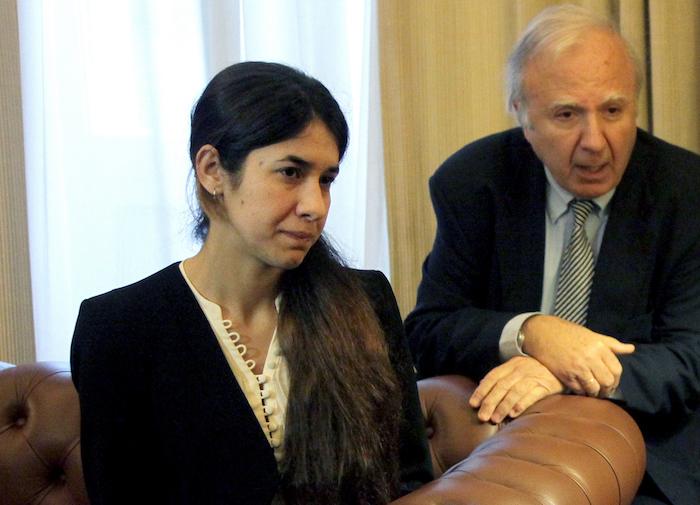 GREECE-IRAQI-SYRIA-CONFLICT-YAZIDI