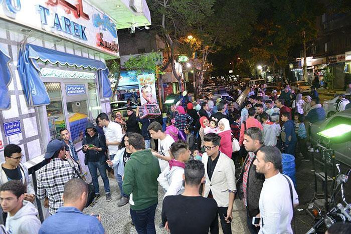اشهر المطاعم الشعبية في مصر - كشري أبو طارق