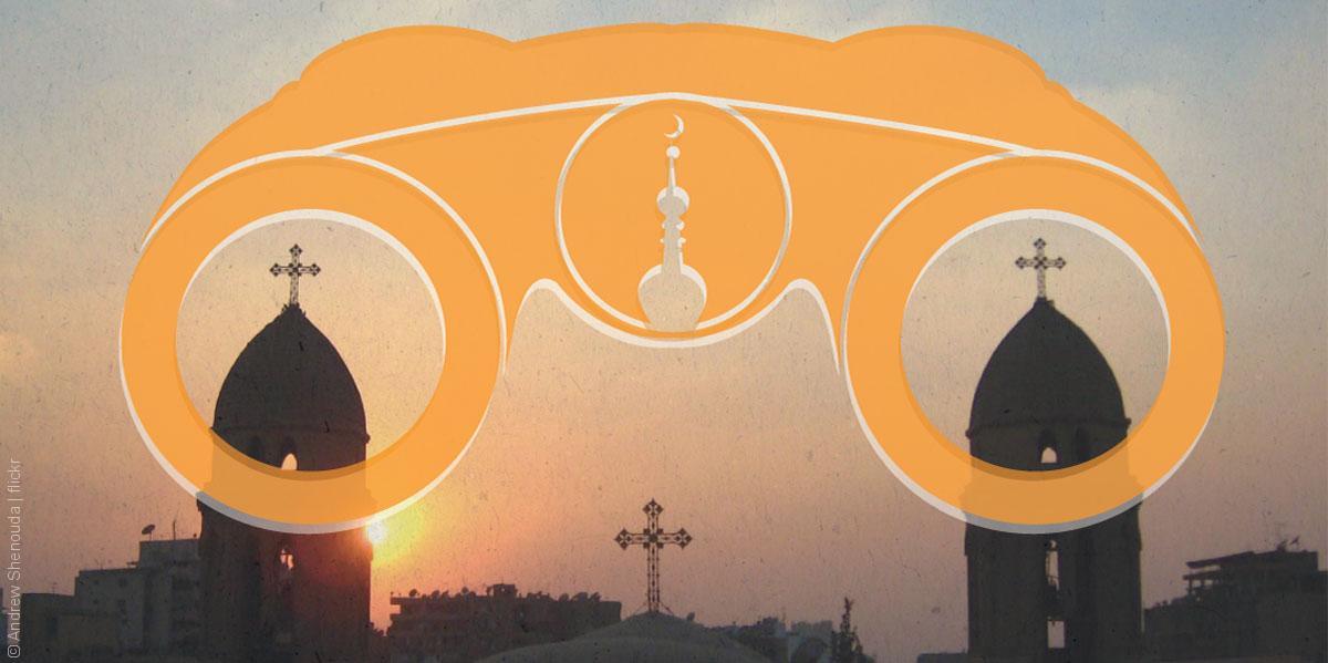 كيف يرى المسلمون المسيحيين في مصر؟