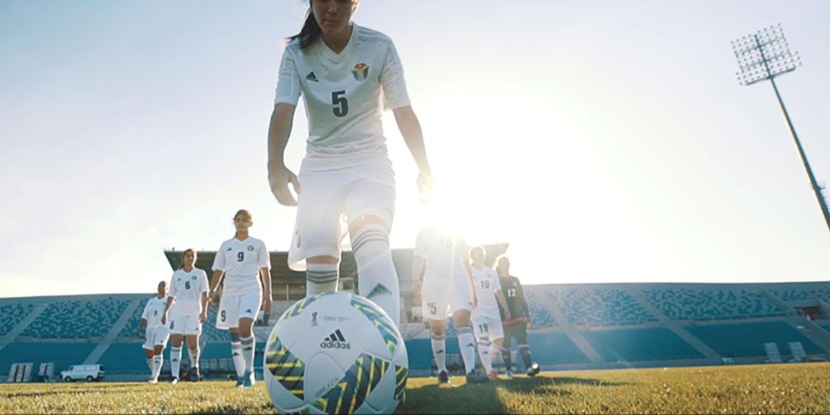 كرة القدم النسوية الأردنية في الطريق لتكون الأكثر شعبية