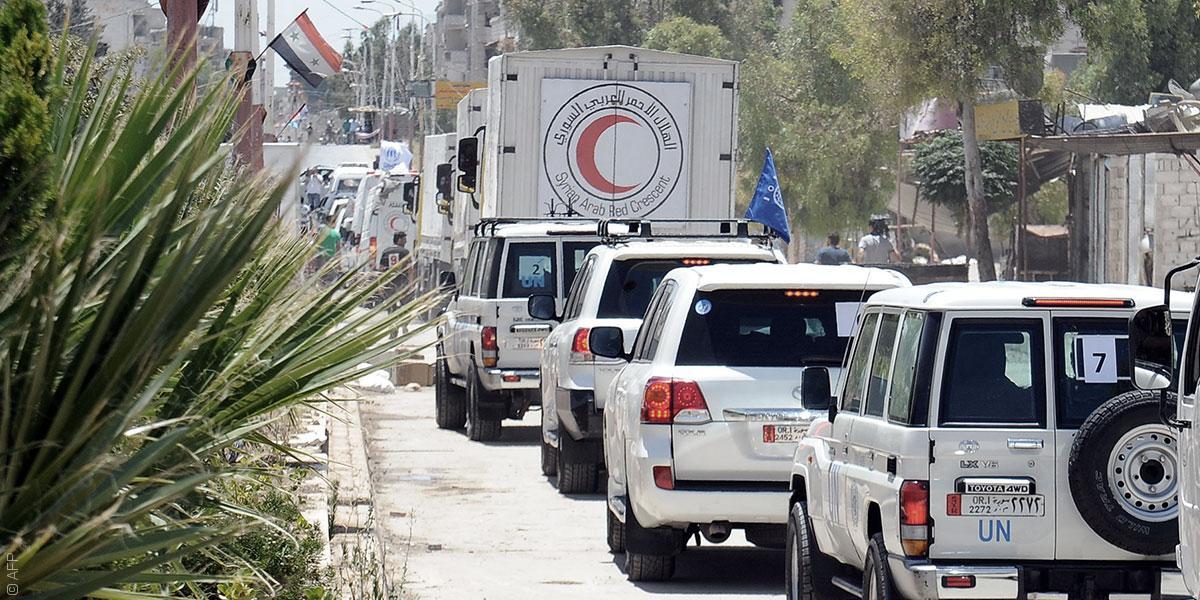 هل أصبحت الأمم المتحدة طرفاً في النزاع السوري... لمصلحة النظام؟