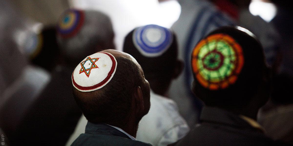 يهود البشرة السوداء وعلاقتهم بإسرائيل