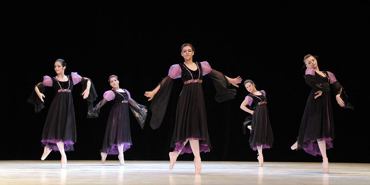 أن تكوني أول راقصة باليه إماراتية