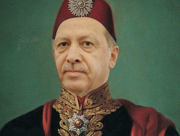 عباءة السلطان أردوغان الجديدة