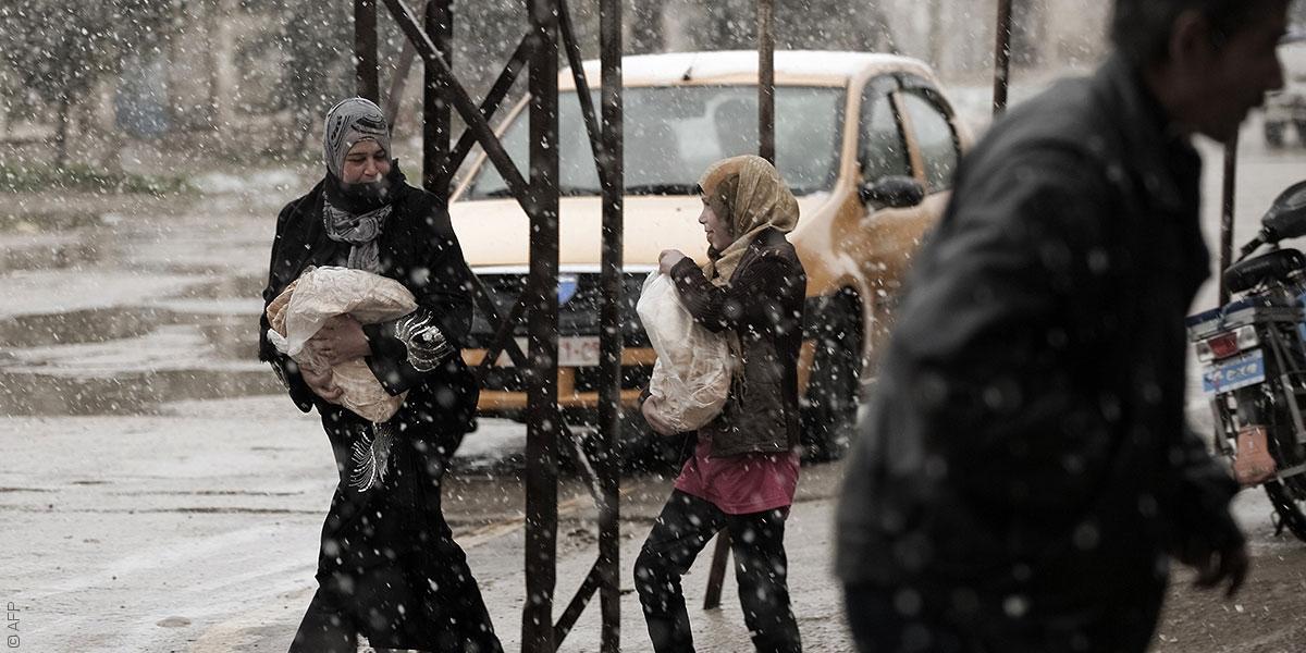 عن يومٍ في حمص