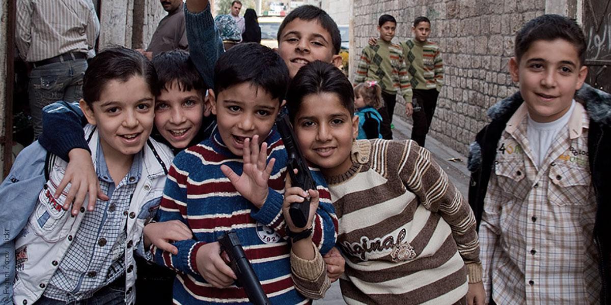 أعياد الربيع في حمص