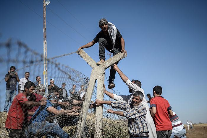 TURKEY-SYRIA-KURDS-REFUGEES_AFP