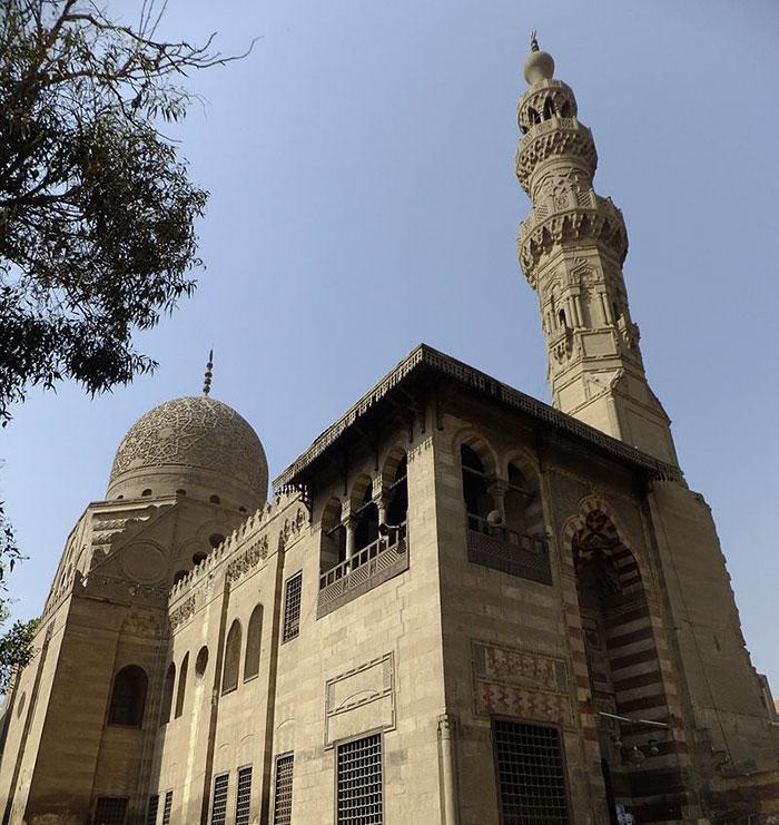 مسجد-ومدرسة-السلطان-قايتباي