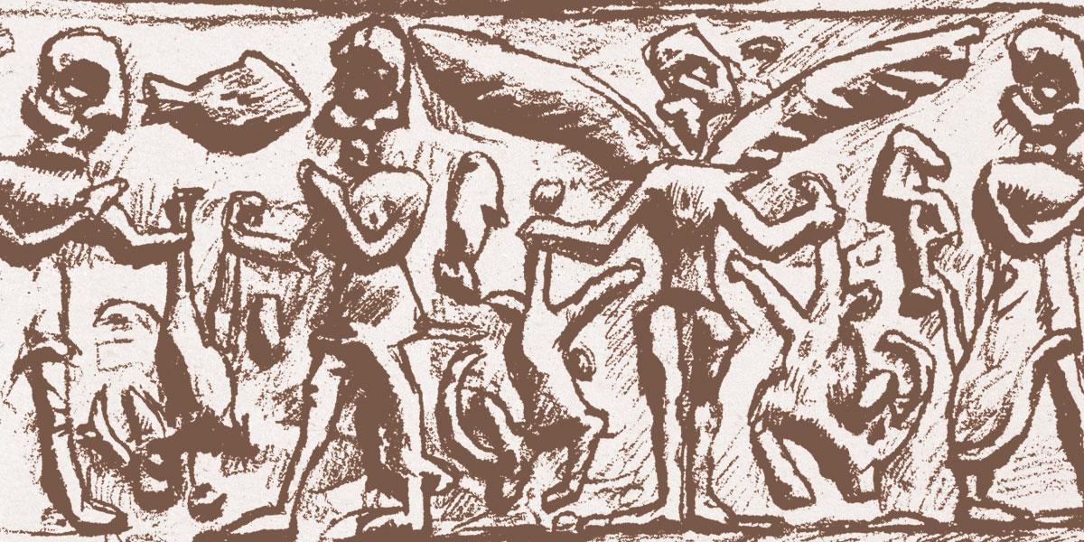 دانئيل بطل ملحمة أوغاريت، ودانيال نبي الكتاب المقدس