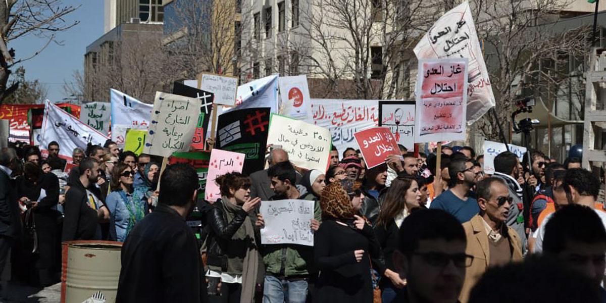 بعد 22 عاماً من اتفاقية السلام مع إسرائيل، ما يزال الأردنيون يرفضون التطبيع