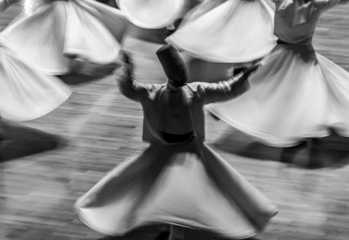 Sufi-Dancing