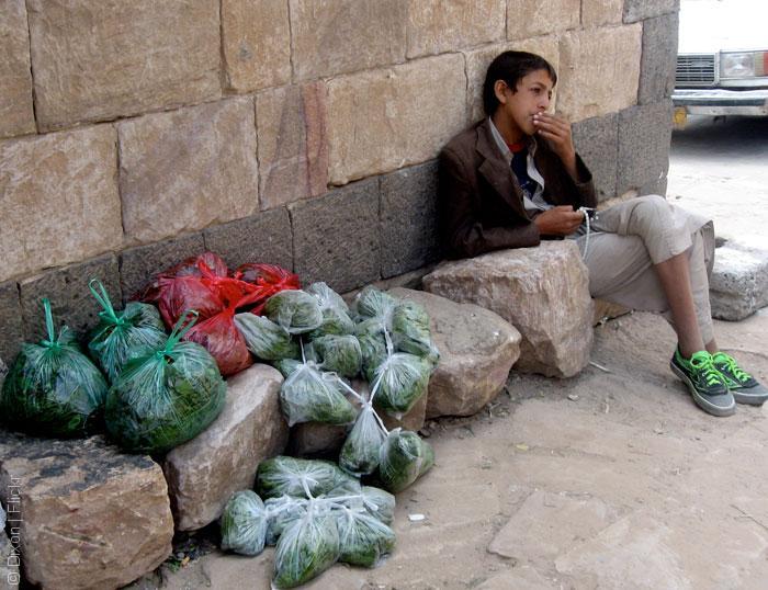 Yemen,-Qat-seller,-boy_Kate-Dixon_Flickr_NE