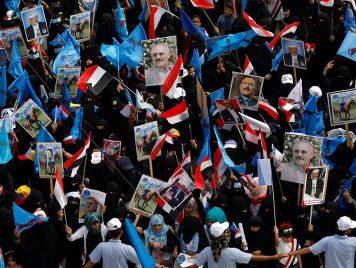 عام على مقتل علي عبد الله صالح... الحزب الحاكم يتشظى ويتحوّل إلى ثلاثة تيارات متنازعة