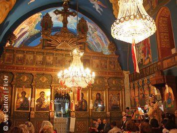 كنيسة برفيريوس في غزة... تأسست بدعم إمبراطوري ومؤسسها صنع المعجزات وحارب الوثنيين