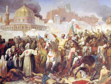 تعاقبت طوال 200 عام... كيف سارت الحملات الصليبية على المشرق الإسلامي؟