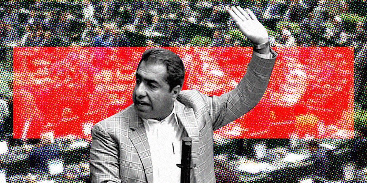"""إيران: برلماني """"مجهول"""" يصور كواليس البرلمان لفضح الفساد"""