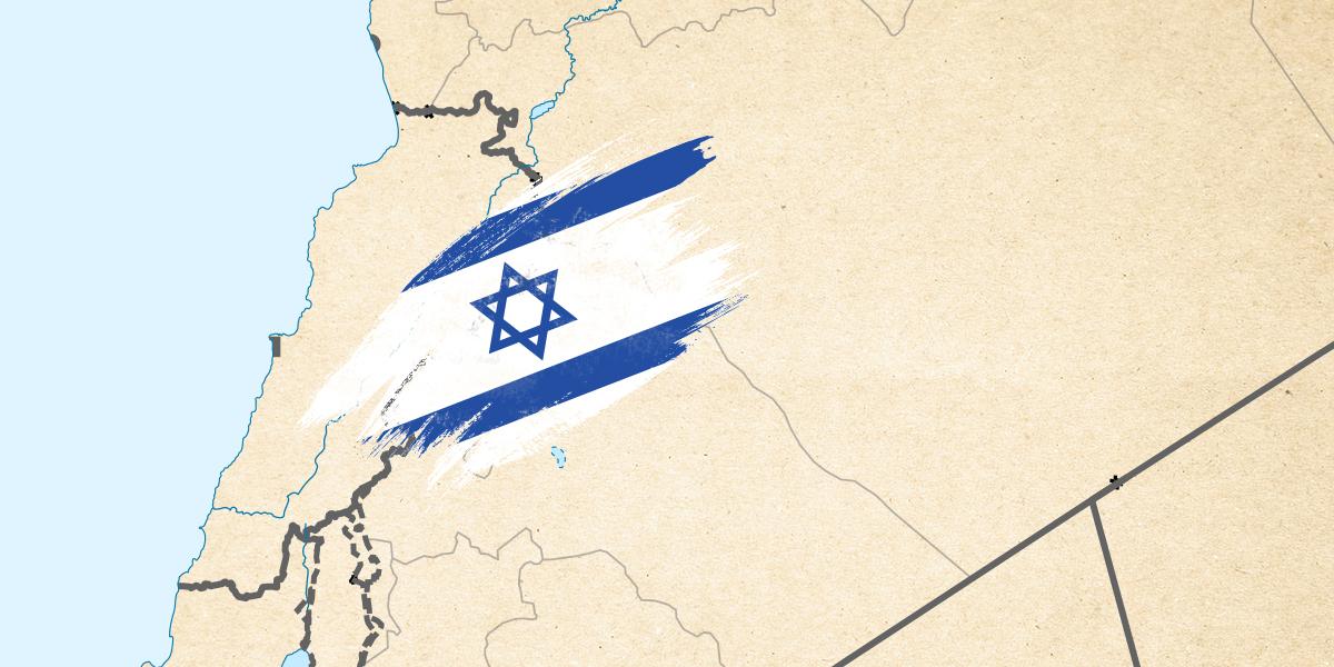 من لبنان.. طائرات إسرائيلية تقصف مواقع عسكرية في دمشق