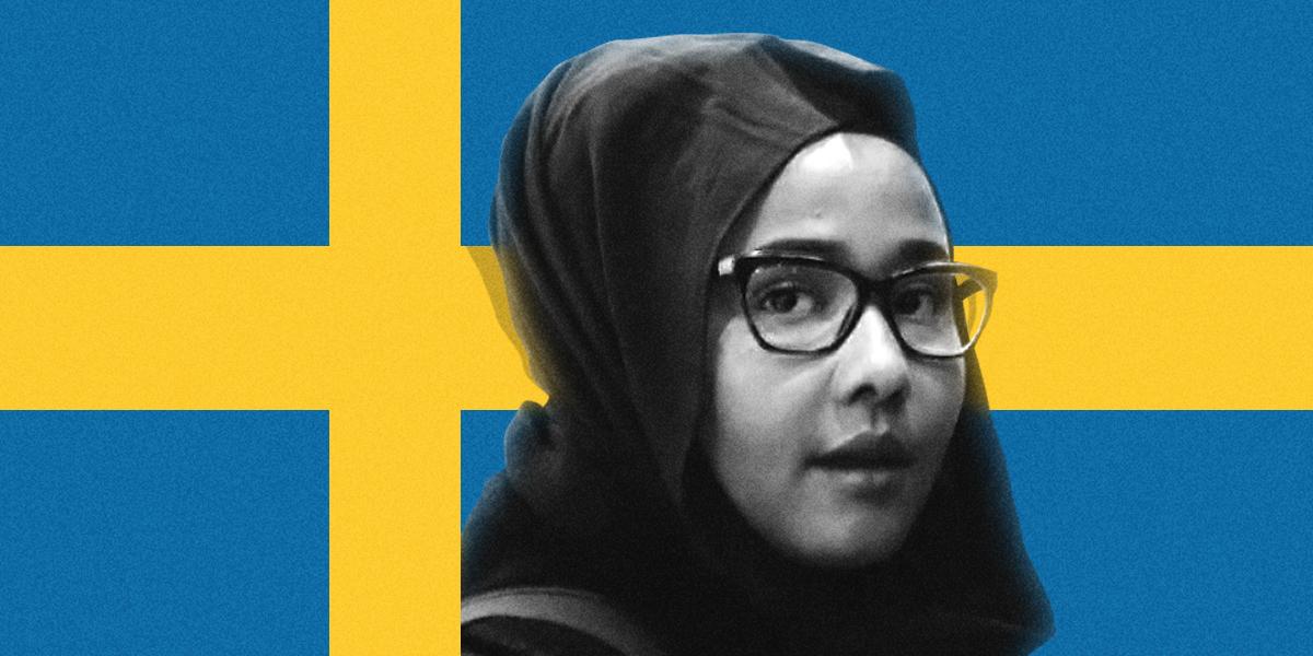 هذه النائبة السويدية المحجبة تتحدى ميثاق الهجرة