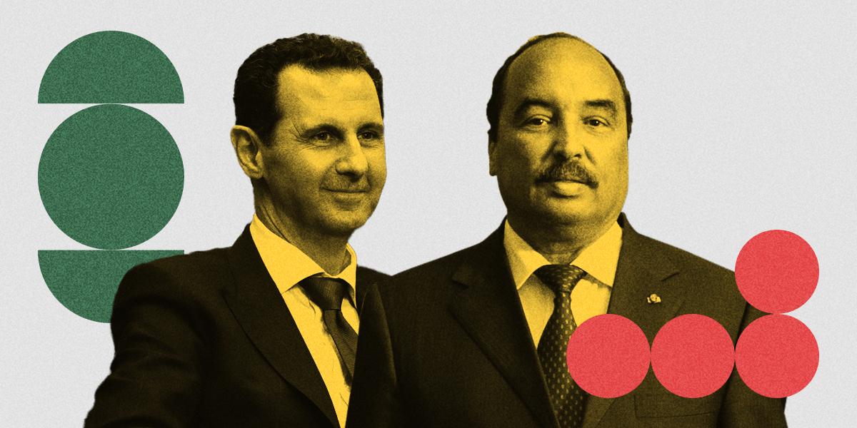 تسارع نسق التطبيع مع دمشق: الرئيس الموريتاني يزور سوريا مطلع يناير (صحيفة)
