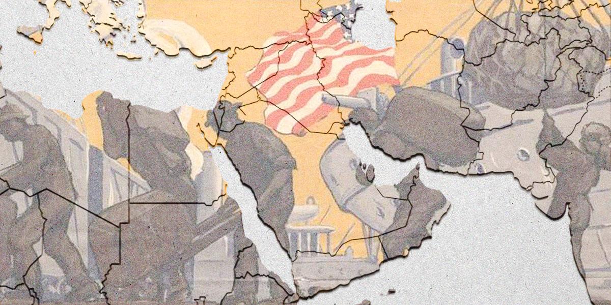 الشرق الأوسط في 2019... عن خيارات مناهضي نفوذ إيران في منطقة تشهد حضوراً أمريكياً أقل