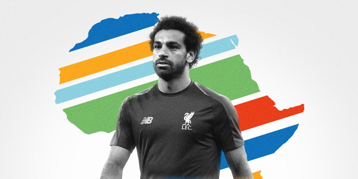 """صلاح أفضل لاعب أفريقي لـ2018 وفقَ بي بي سي...وقريته تحتفل بتوزيع """"الشربات"""""""