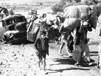 التبادل السكاني بين الفلسطينيين ويهود العراق، فكرة أوروبية استعمارية
