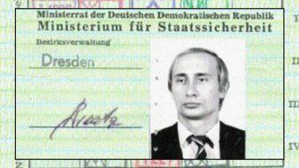 العثور على هوية فلاديمير بوتين السابقة جاسوساً في ألمانيا الشرقية