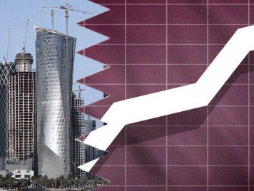 بلومبيرغ: أسواق المال القطرية تتفوق على جيرانها في الخليج رغم المقاطعة