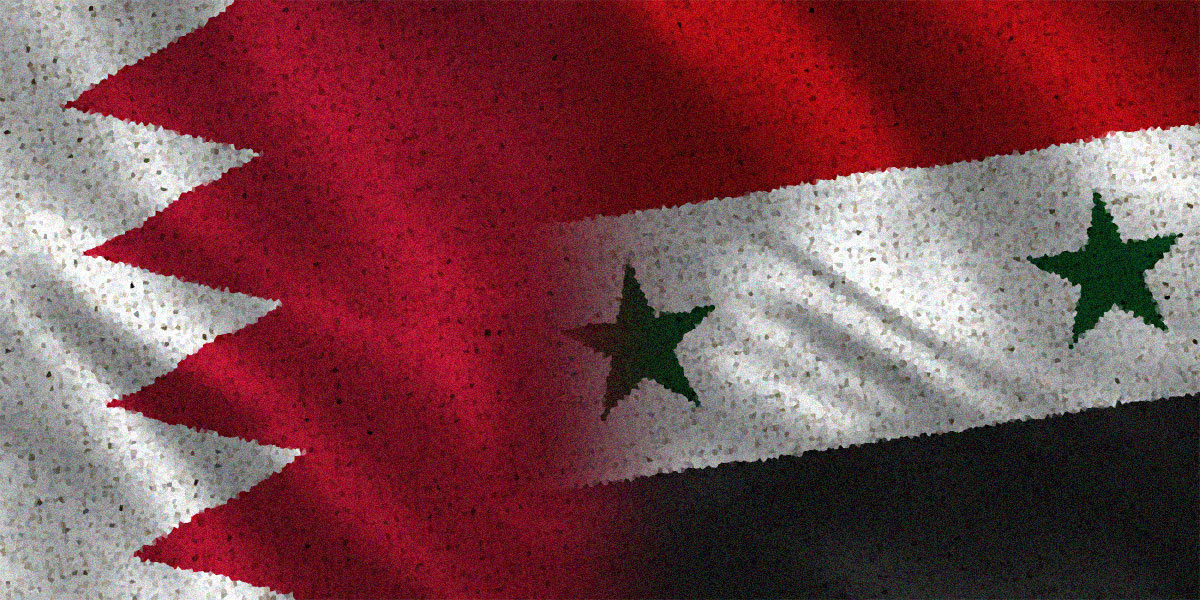 """""""العودة"""" العربيّة إلى سوريا مستمرة... سفارة البحرين تستأنف عملها في دمشق"""