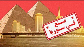 لماذا كل ما هو سوريّ مرغوب في مصر؟
