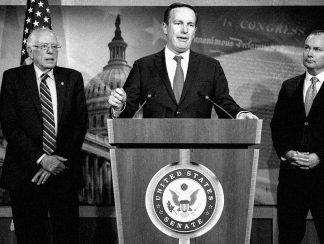 """""""توبيخ تاريخي لترامب""""... مجلس الشيوخ يُدين ولي العهد ويُنهي مساعدات """"التحالف"""" في اليمن"""