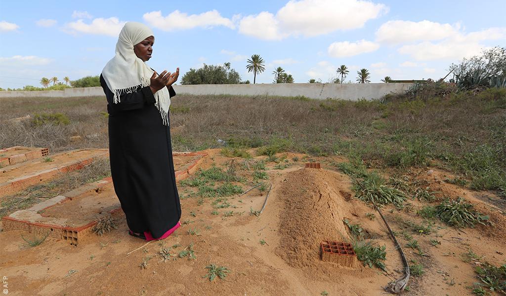 """""""مقبرة العبيد"""" في تونس... جدل التمييز العنصري ينتقل من الأحياء إلى الأموات"""