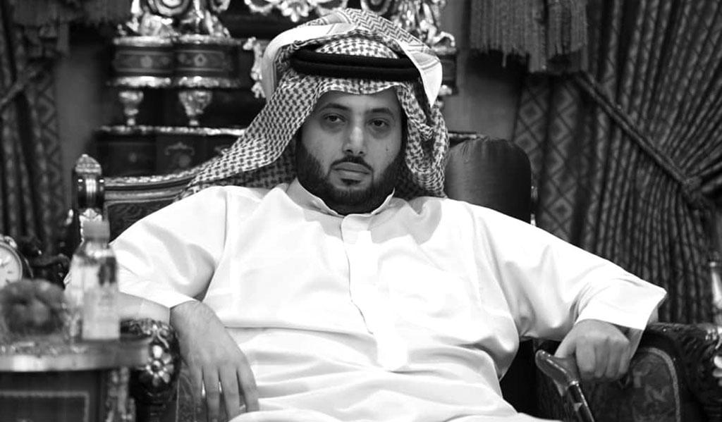 خُططه مُستمرة… تركي آل الشيخ من الرياضة إلى الترفيه