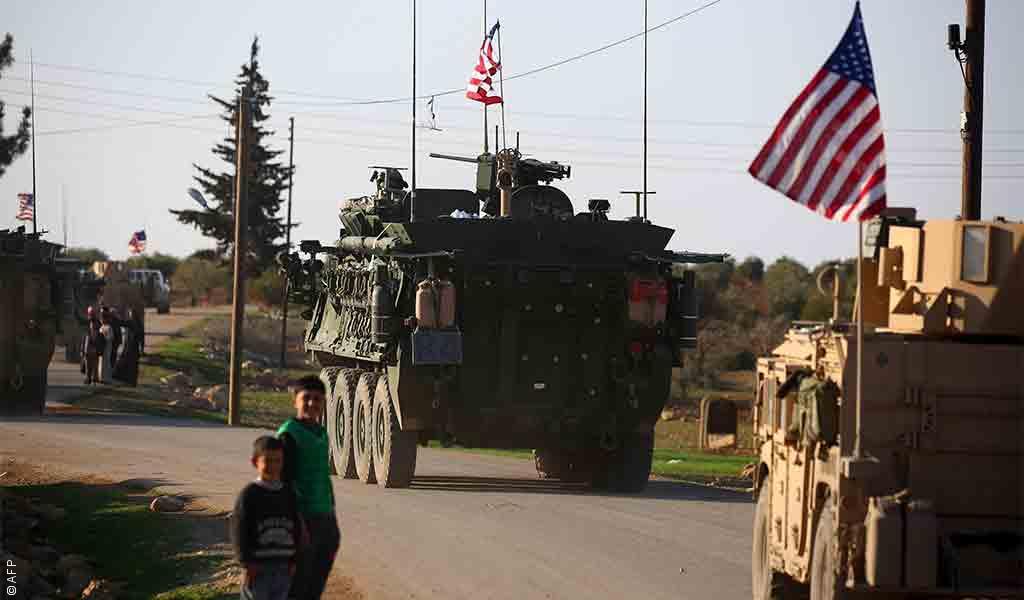 الانسحاب الأمريكي من سوريا: ترحيب روسي، مخاوف إسرائيلية وتخوين من المعارضة